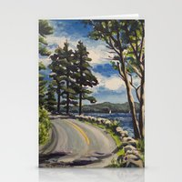 Somes Cove 1 Stationery Cards