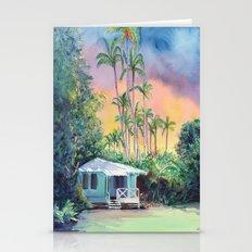 Dreams Of Kauai Plantati… Stationery Cards