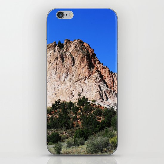 Garden of the Gods iPhone & iPod Skin