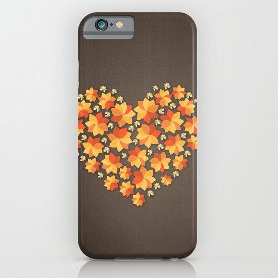 Denim Heart iPhone & iPod Case