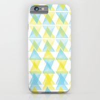 iPhone & iPod Case featuring Arlequin by Menina Lisboa