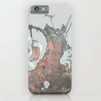 iPhone & iPod Case featuring Junkyard Playground by Emory Allen