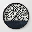 HopSkotchChess Wall Clock