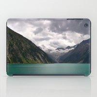 Schlegeis Lake, Austria … iPad Case
