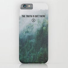 THE TRUTH IS OUT THERE iPhone 6 Slim Case