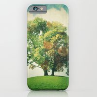 iPhone & iPod Case featuring L'arbre by Celine Bellini