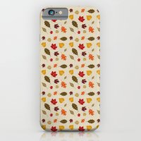 When The Leaves Fall iPhone 6 Slim Case