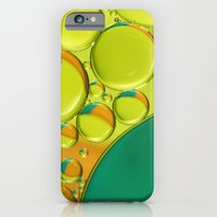 Bubble Abstract With A T… iPhone 6 Slim Case