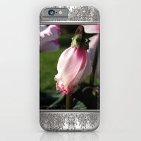 iPhone & iPod Case featuring Cyclamen named Metis Victoria by JMcCombie
