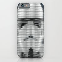 iPhone & iPod Case featuring Stormtrooper Pantone Pop by Stuff.