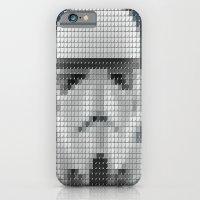 Stormtrooper Pantone Pop iPhone 6 Slim Case