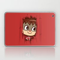 Heeeeere's..... The Vill… Laptop & iPad Skin