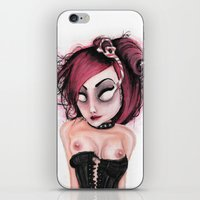 Rocky Horror Inspired: C… iPhone & iPod Skin