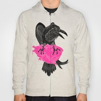 The Tell-Tale Raven Hoody