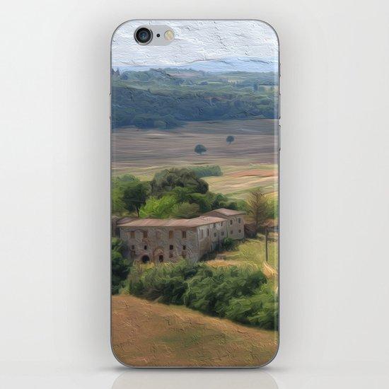 Tuscan Vista iPhone & iPod Skin