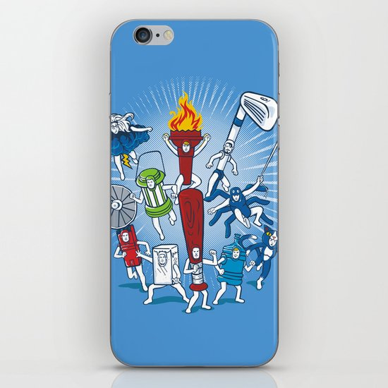 Any resemblance is purely coincidental iPhone & iPod Skin