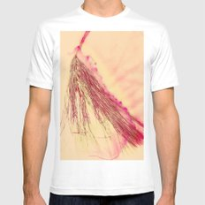 pine needles Mens Fitted Tee SMALL White
