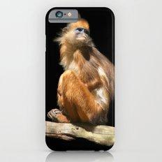 Banded Leaf Monkey Howletts iPhone 6 Slim Case