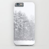 One Snowy Day iPhone 6 Slim Case