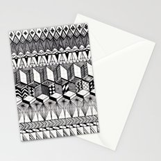Over the Line Stationery Cards