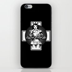 Nurse iPhone & iPod Skin