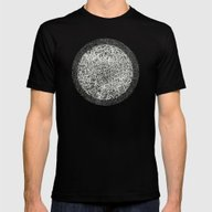 SIX FEET UNDER Mens Fitted Tee Black SMALL