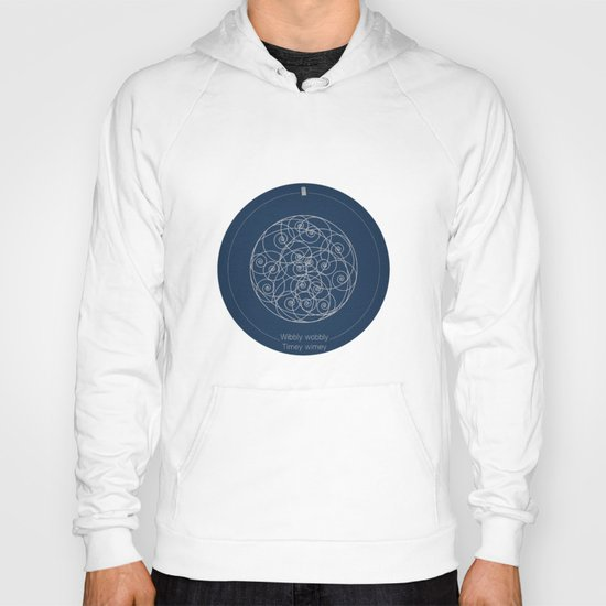Doctor Who: Wibbly Wobbly Hoody
