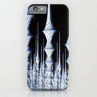 Istanbul Skyline iPhone 6 Slim Case