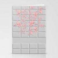 PushButton v.1 Stationery Cards
