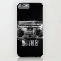 iPhone & iPod Case featuring DOOMBOX by Brian Walline