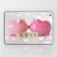 Piggy Love Laptop & iPad Skin