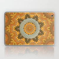 Twisted Rings Laptop & iPad Skin