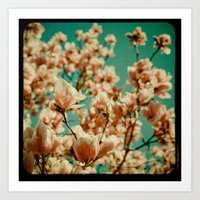 A Day of Loveliness Art Print