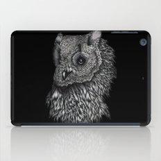 Forsythe In Black iPad Case