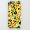 Flourishing Florals iPhone & iPod Case