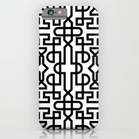 iPhone & iPod Case featuring Iron Trellis by a. peterson