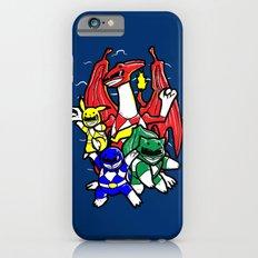 Might Morphing Poke'Rangers iPhone 6 Slim Case