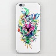 SKULL ISLAND iPhone & iPod Skin