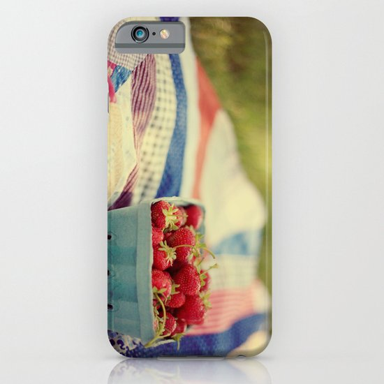 The Picnic iPhone & iPod Case