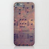 Notes I Keep iPhone 6 Slim Case