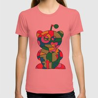 Reddit Love Womens Fitted Tee Pomegranate SMALL