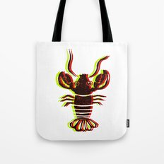 Lobster Confusion Tote Bag
