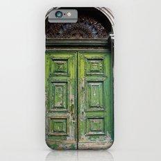 Green Door iPhone 6 Slim Case