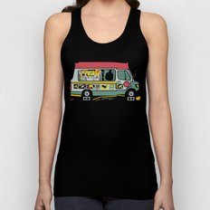 Disappointed Summer Unisex Tank Top