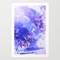 Re-Release Art Print