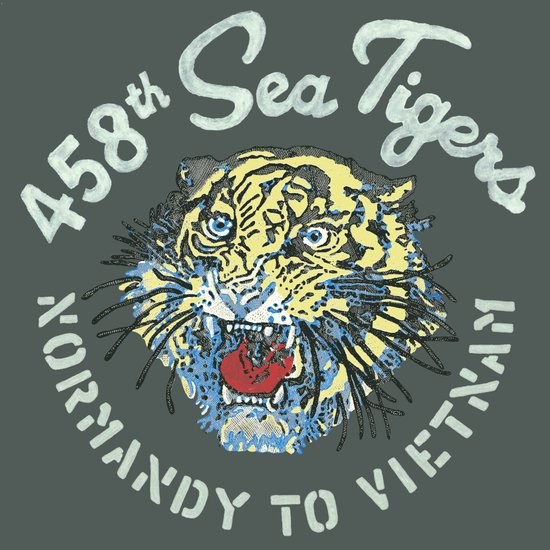 458th Sea Tigers Art Print