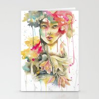 THE MIND IS EVERYTHING. … Stationery Cards