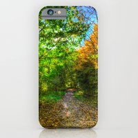 The Early Autumn Forest iPhone 6 Slim Case