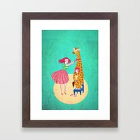 Nothing Like Being 6 To … Framed Art Print