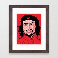 Pop Icon - Rebel Framed Art Print
